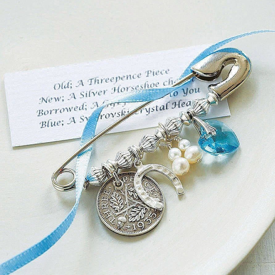 10 Famous Something Borrowed Something Blue Ideas