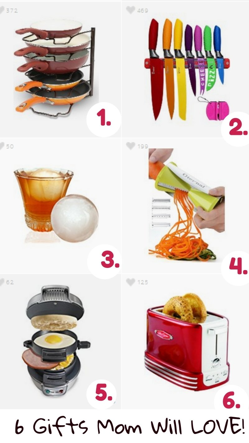 10 Stylish Gift Ideas For A Mom 6 unique kitchen gift ideas your mom will love involvery community