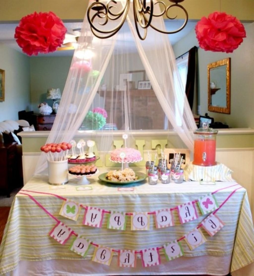 10 Fabulous 6 Year Old Birthday Ideas 6 year old girl birthday party ideas birthday party ideas 4
