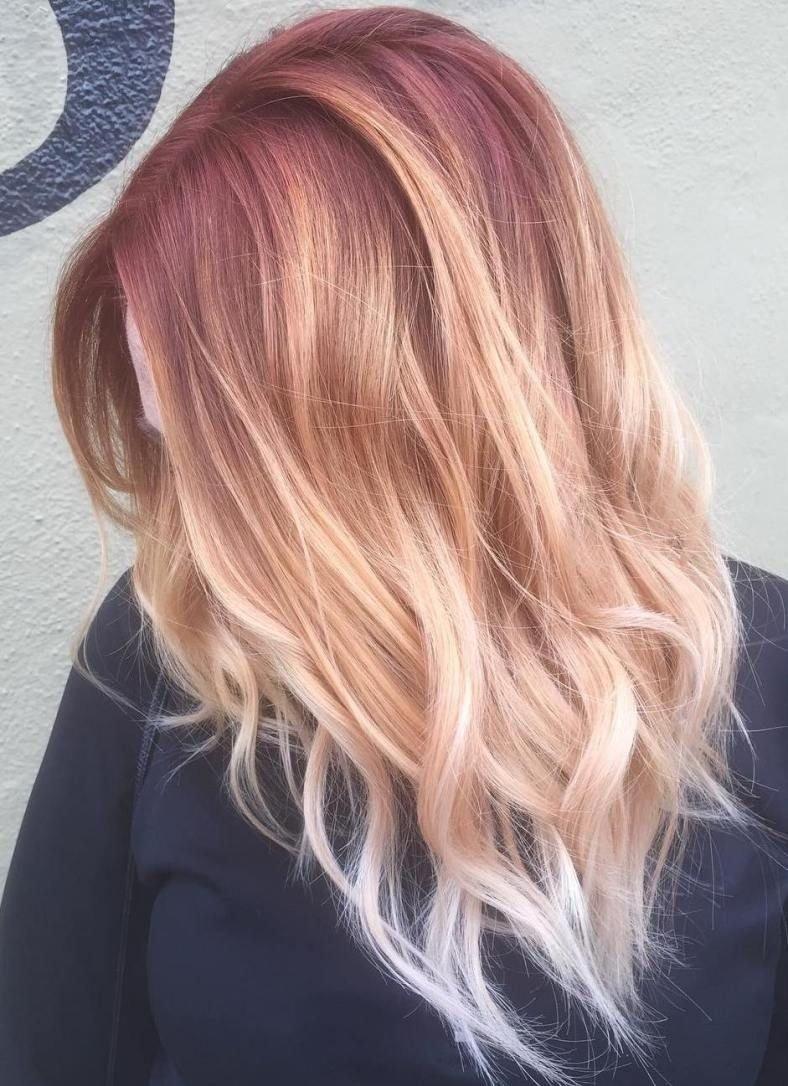 10 Best Blonde And Black Hair Color Ideas 60 best ombre hair color ideas for blond brown red and black hair 13 2020