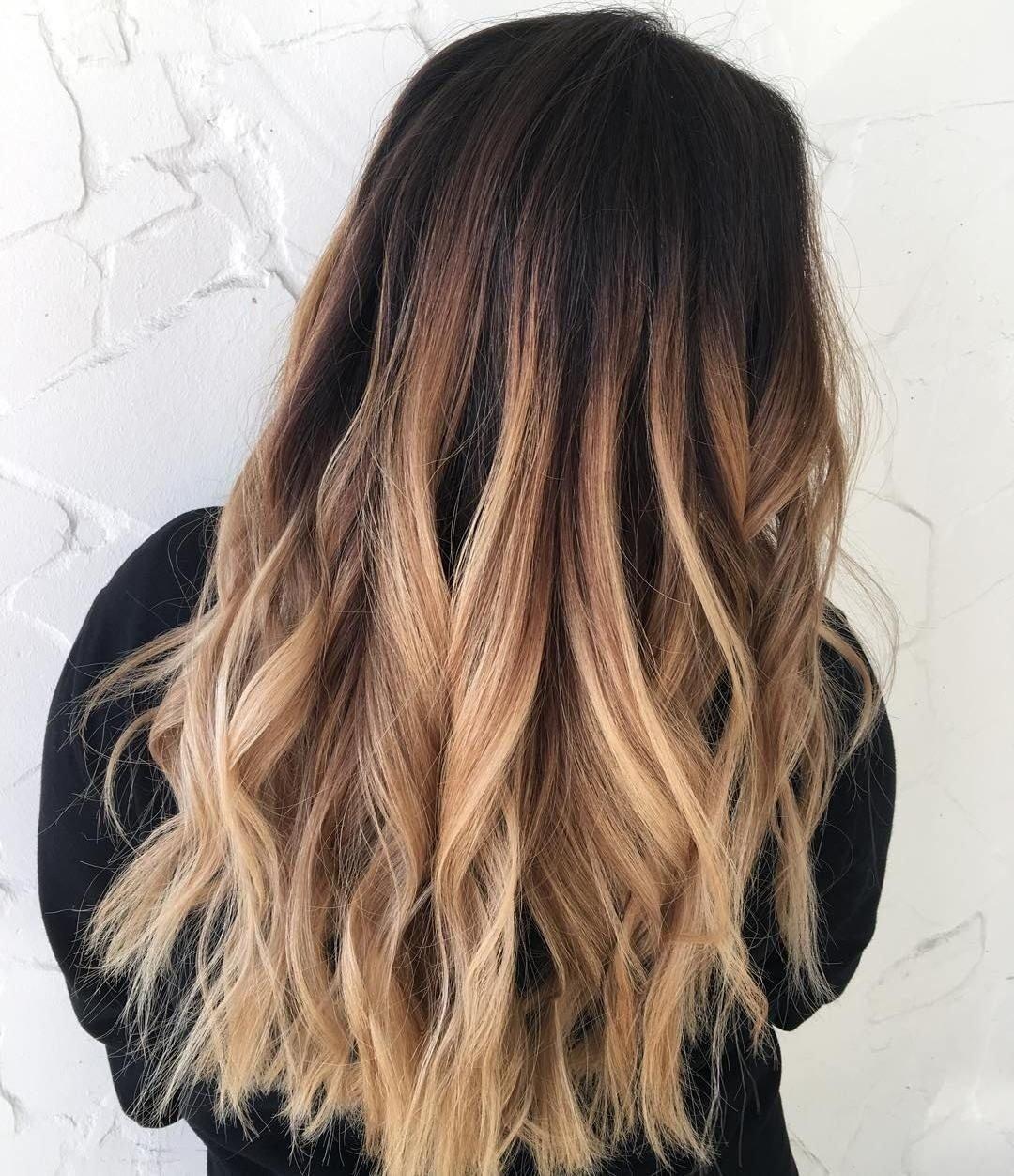 10 Best Blonde And Black Hair Color Ideas 60 best ombre hair color ideas for blond brown red and black hair 14 2020
