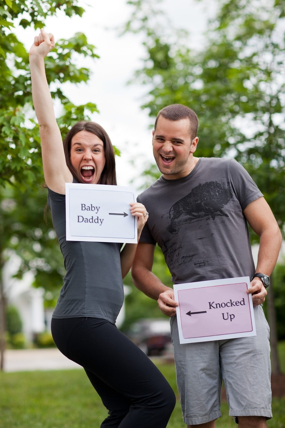 60 cool pregnancy announcement ideas | pregnant chicken