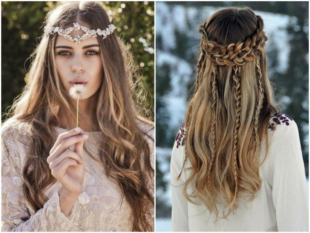 10 Spectacular Hair Ideas For Medium Length Hair 60 cute boho hairstyles for short long medium length hair 2020
