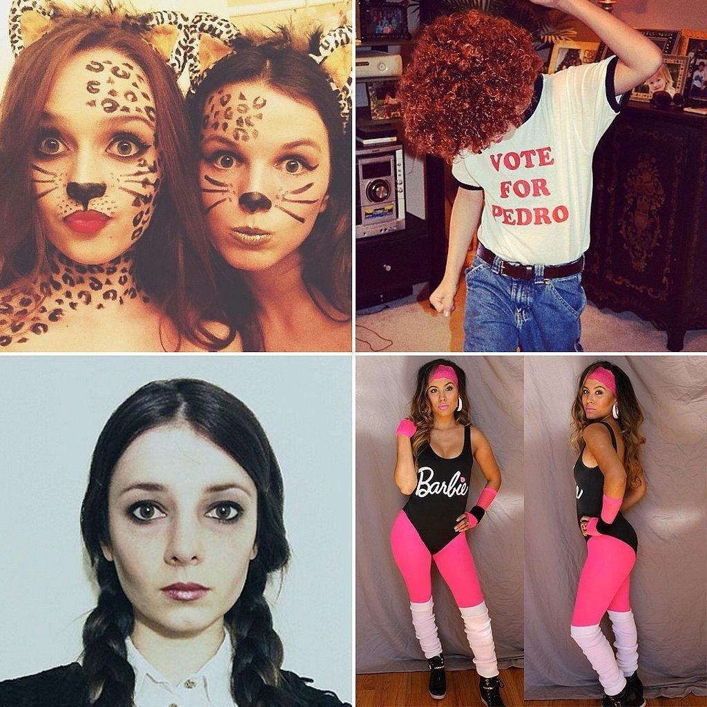 10 Amazing Easy Homemade Halloween Costume Ideas 60 diy halloween costume ideas tailored to teens popsugar 6