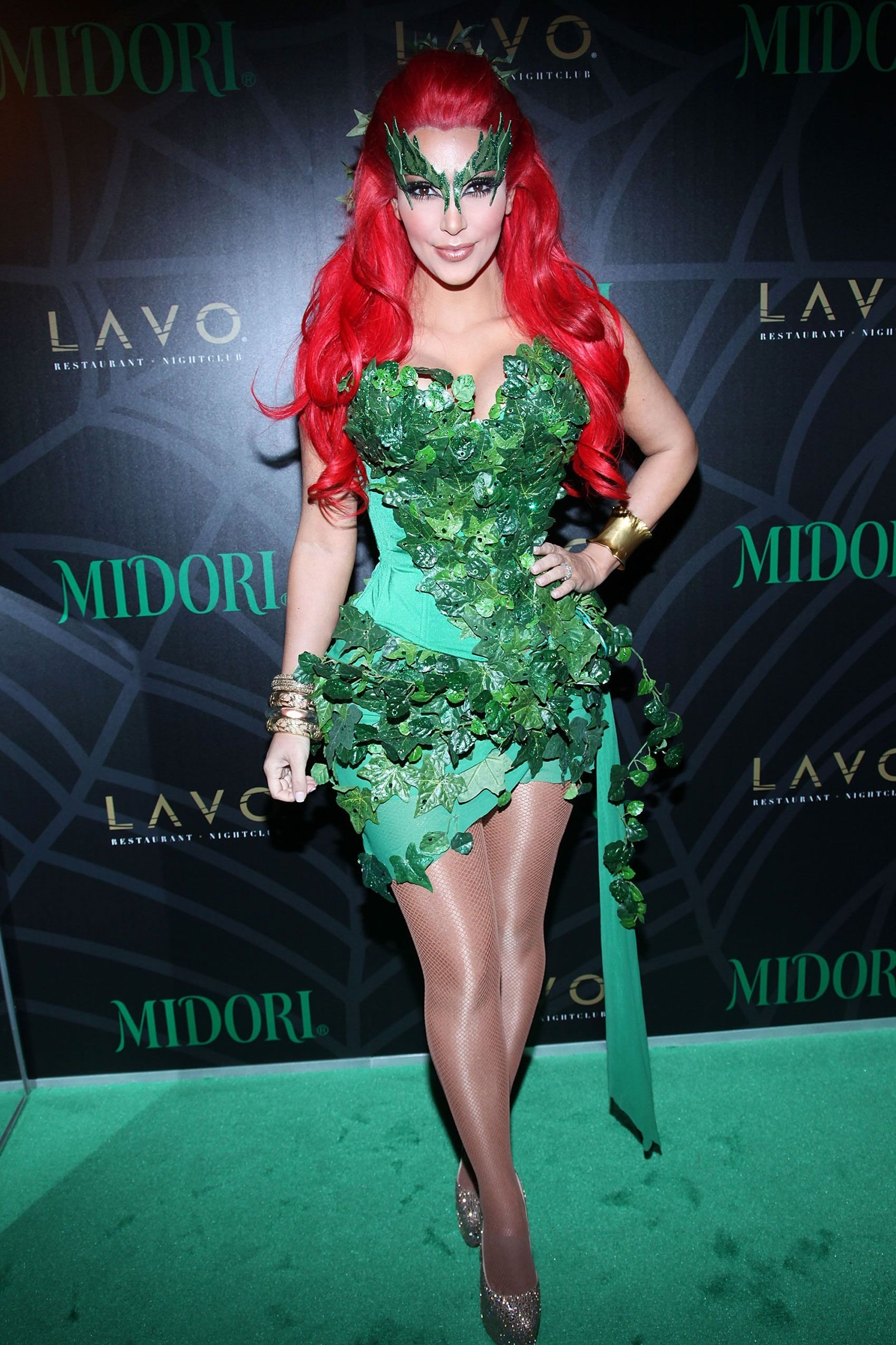 10 Stunning Halloween Costume Ideas For 2013 60 epic celebrity halloween costume ideas poison ivy celebrity 1 2020