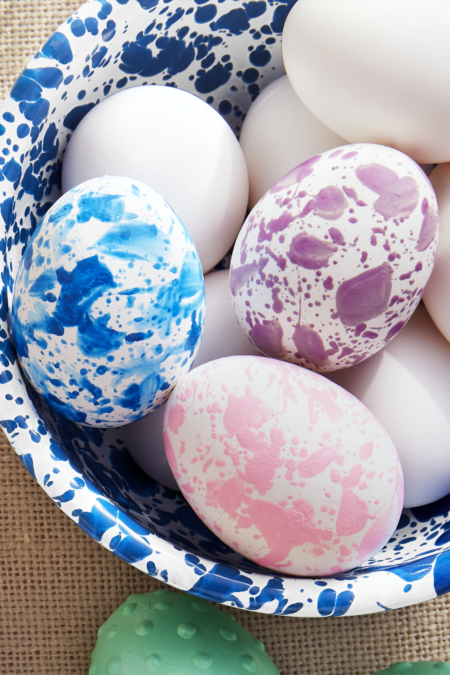 60+ fun easter egg designs - creative ideas for easter egg