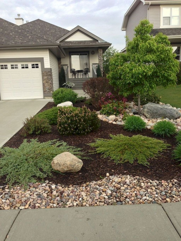 10 Attractive Low Maintenance Landscaping Ideas For Front Yard 60 simple low maintenance front yard landscaping ideas yard 1 2021