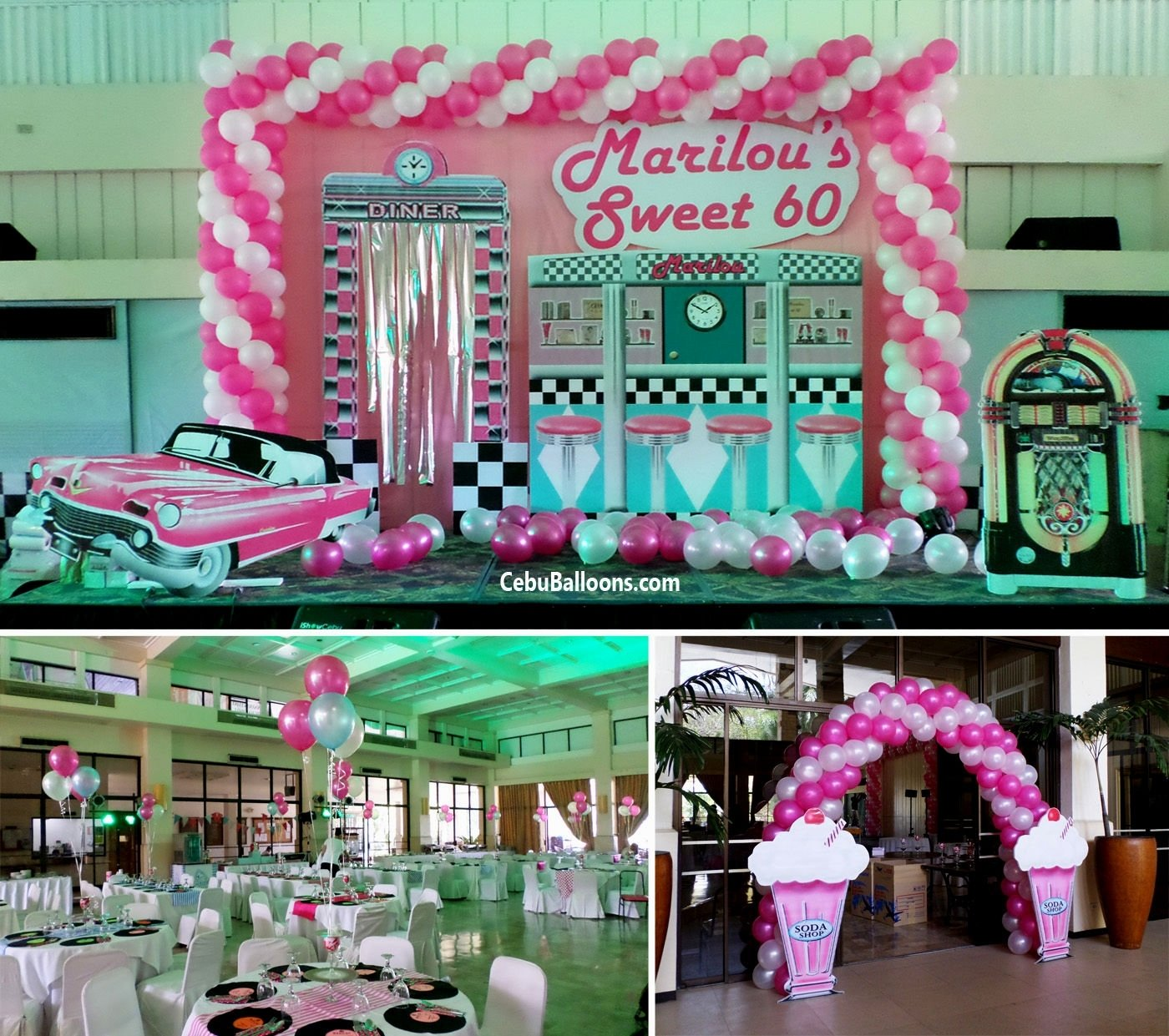 10 Wonderful Ideas For A 60Th Birthday 60th birthday party decorations ideas simply simple images of party 2020