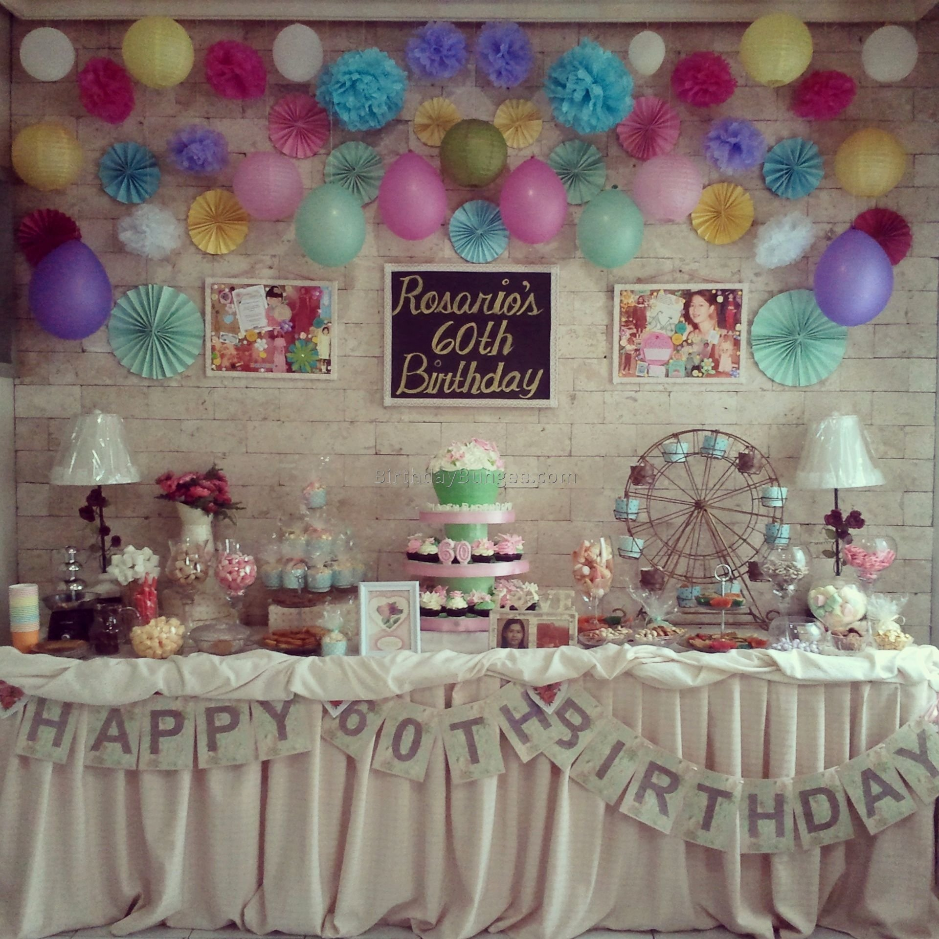 10 Wonderful 60Th Birthday Party Ideas For Dad 60th 4 1920x1920