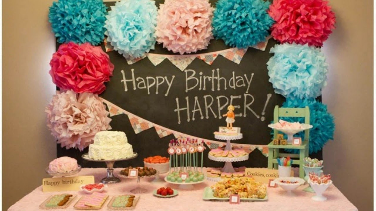 10 Most Popular Birthday Party Ideas For Mom 60th Philippines Youtube