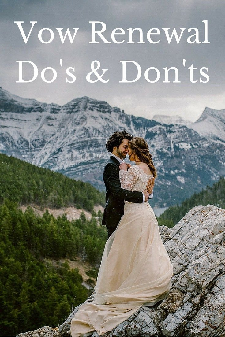 10 Fantastic Ideas For Renewing Wedding Vows 62 best take 2 on i do renewing our vows images on pinterest 1 2020