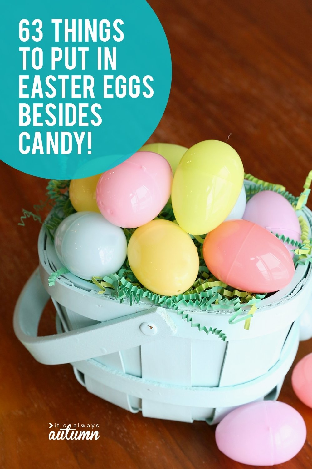 10 Ideal Ideas To Put In Easter Eggs 63 fantastic easter egg fillers things to put in easter eggs 1 2020