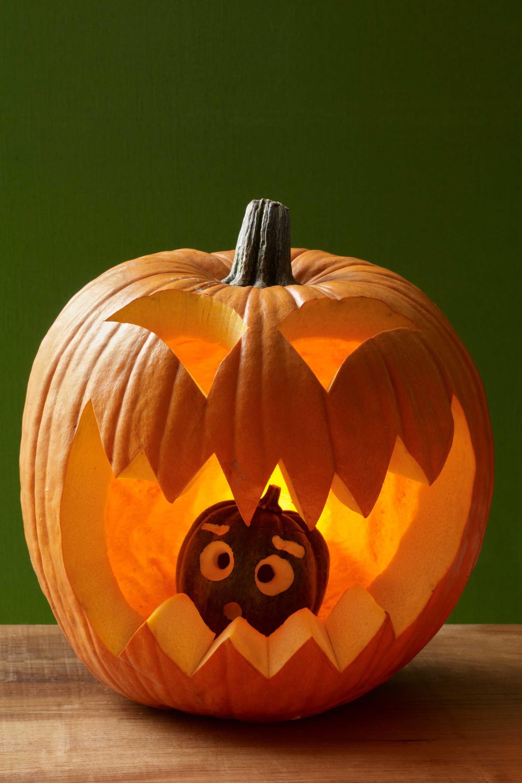 10 Amazing Creative Easy Pumpkin Carving Ideas