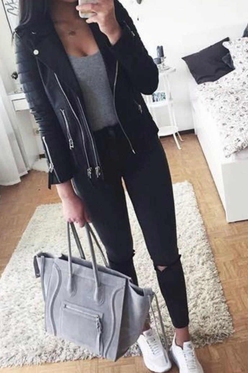10 Nice Winter Outfit Ideas For School 65 cute fall outfits for school you need to wear now winter 2020