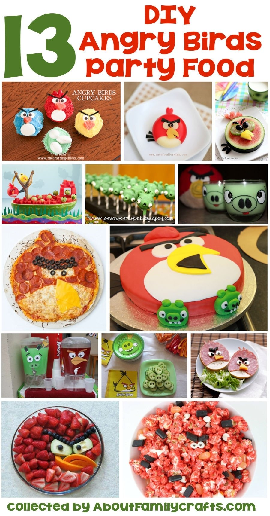 10 Famous Angry Bird Birthday Party Ideas 65 diy angry birds party ideas about family crafts 2 2020