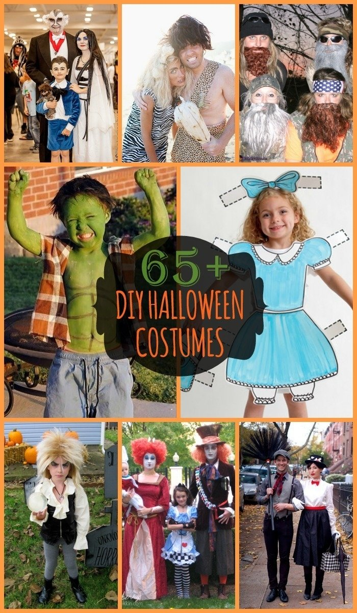 10 Fashionable Cheap Halloween Costume Ideas For Kids 65 diy halloween costumes lil luna diy halloween halloween 2020
