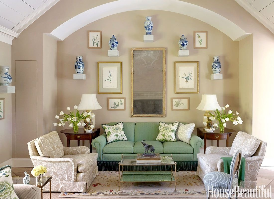 10 Pretty Ideas For A Living Room 65 family room design ideas decorating tips for family rooms 3 2020