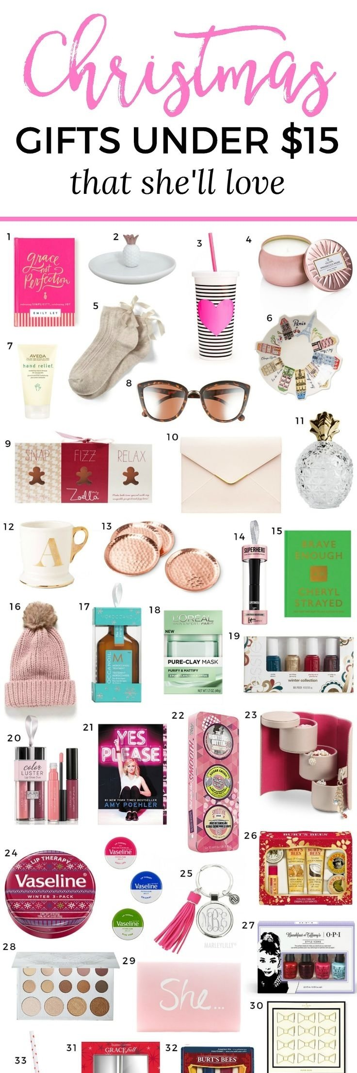 10 Fashionable Christmas Gift Ideas For Young Women 654 best gift inspirations images on pinterest gift ideas 4 2020