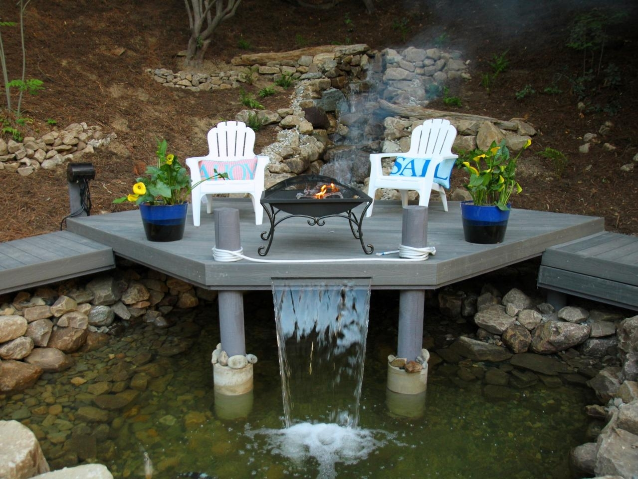 10 Spectacular Do It Yourself Fire Pit Ideas %name 2021