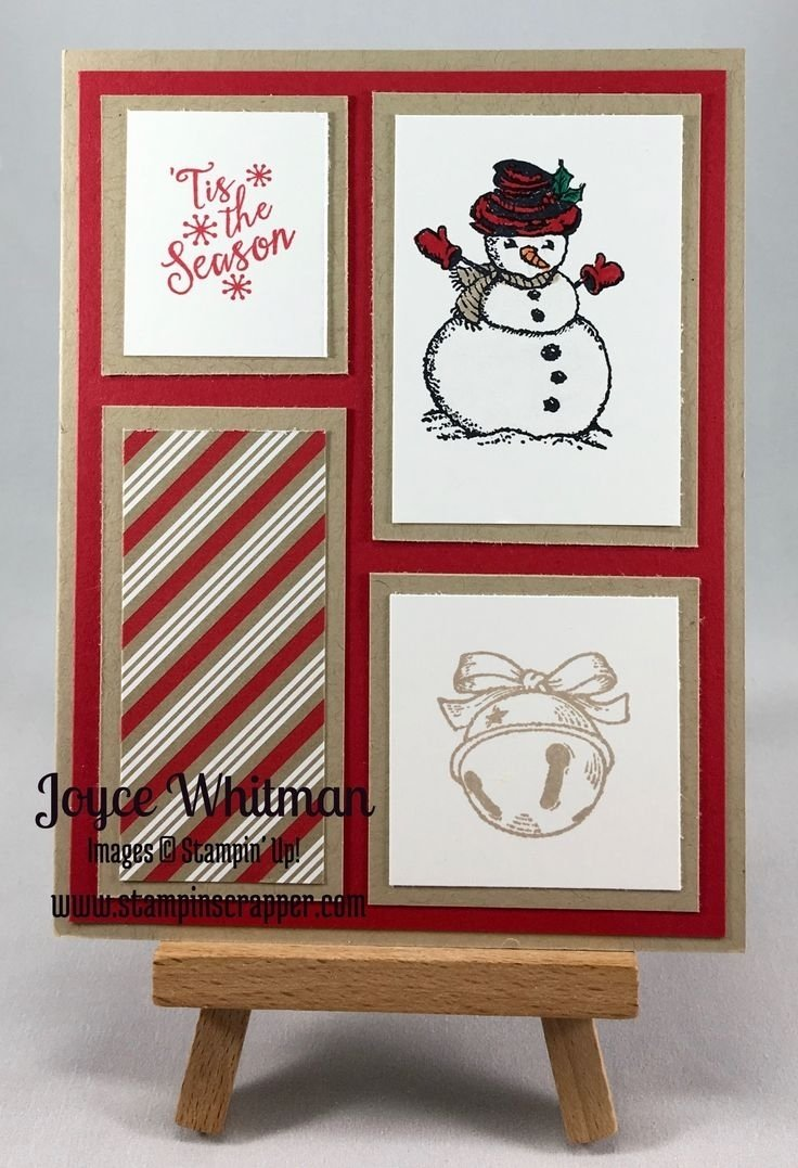 10 Beautiful Stampin Up Christmas Card Ideas 68 best christmas magic retired images on pinterest christmas 2021