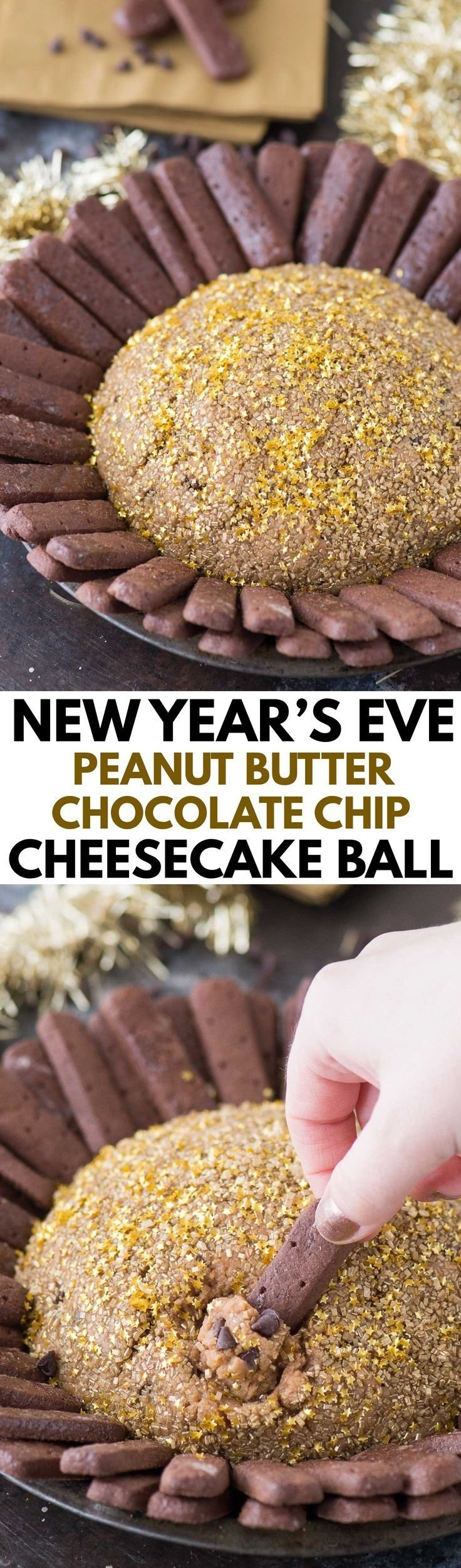 10 Fantastic New Years Eve Snack Ideas 692 best chocolate peanut butter recipes images on pinterest 2021