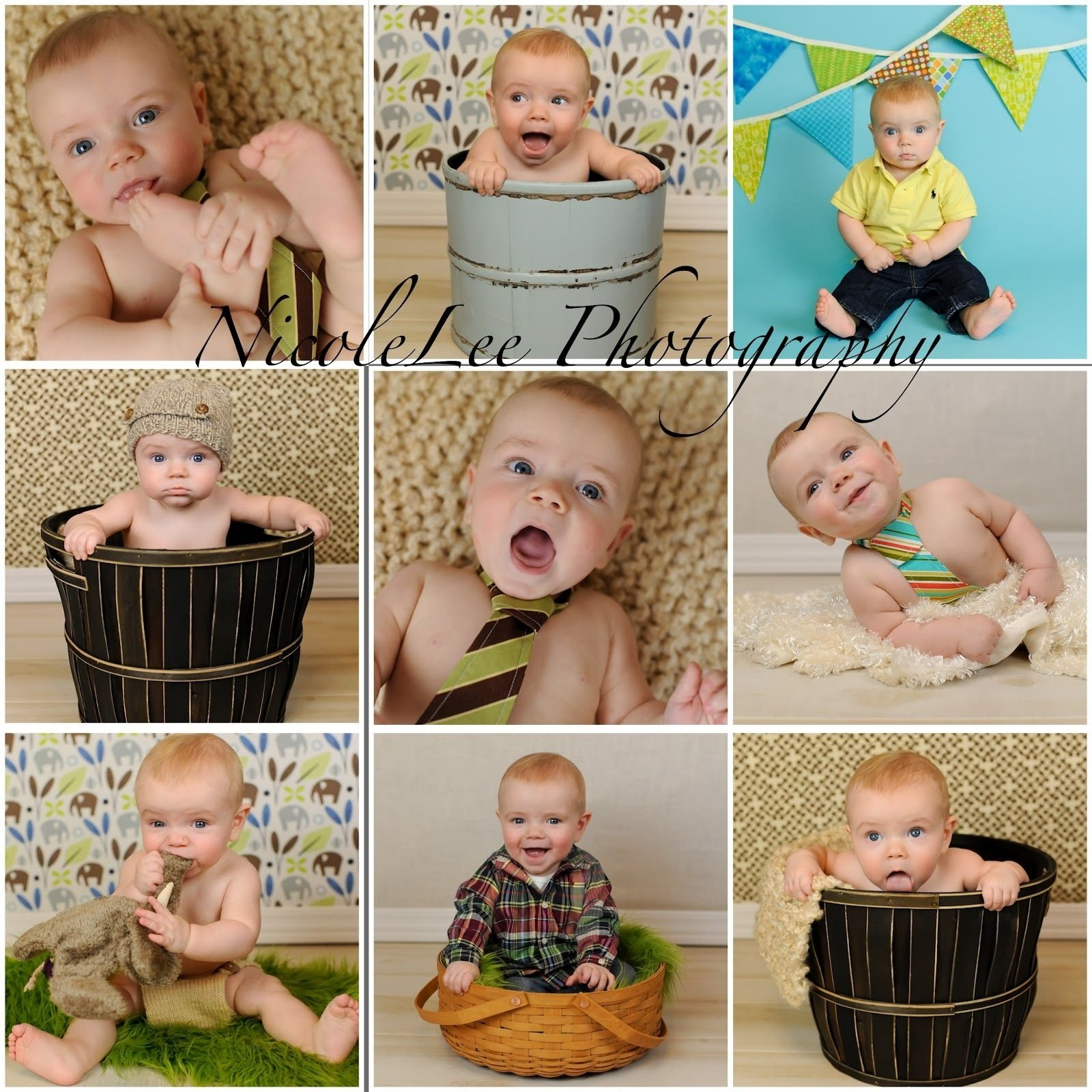 10 Attractive 4 Month Old Baby Picture Ideas 6monthboyphotoideas nicolelee photography chases faces 2020