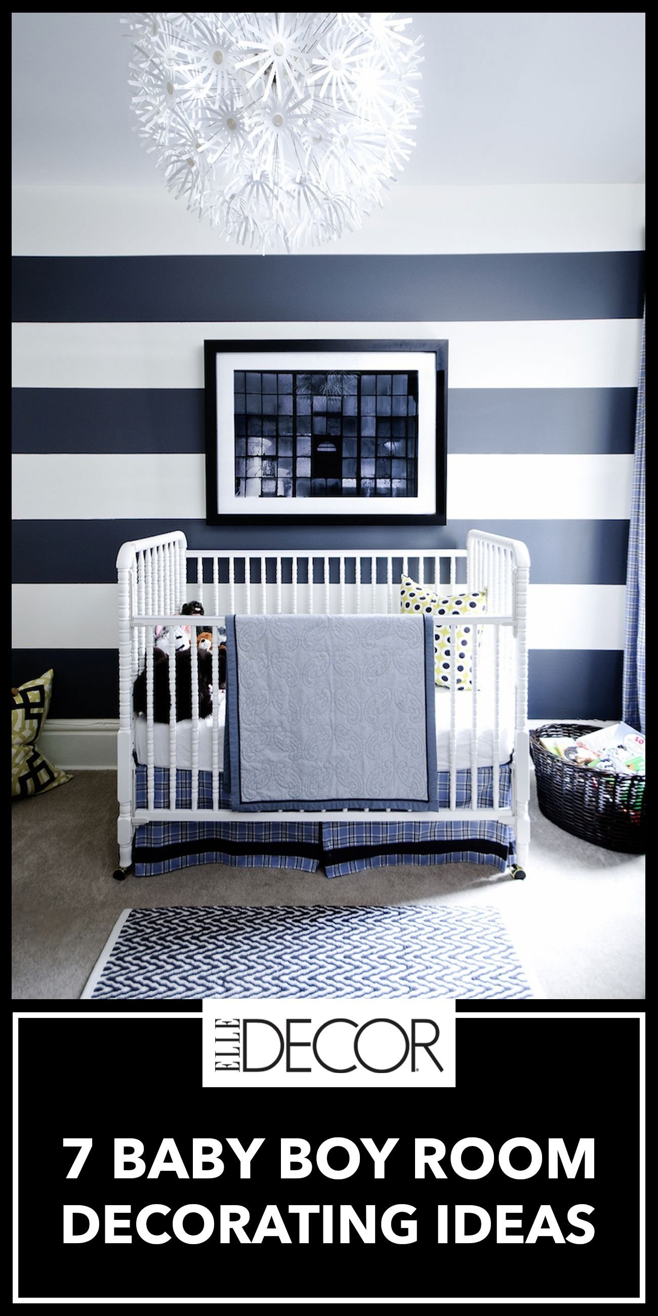 10 Lovely Baby Boy Room Decorating Ideas 7 baby boy room ideas cute boy nursery decorating ideas 2 2020