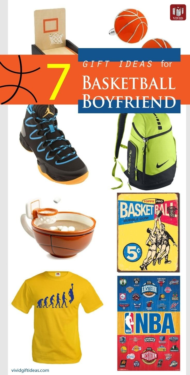 10 Gorgeous Gift Ideas For Basketball Players 7 Best Gifts Boyfriend