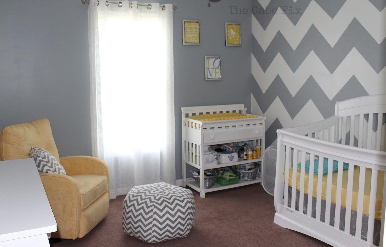 7 creative uni-sex nursery ideas | nursery, babies and room