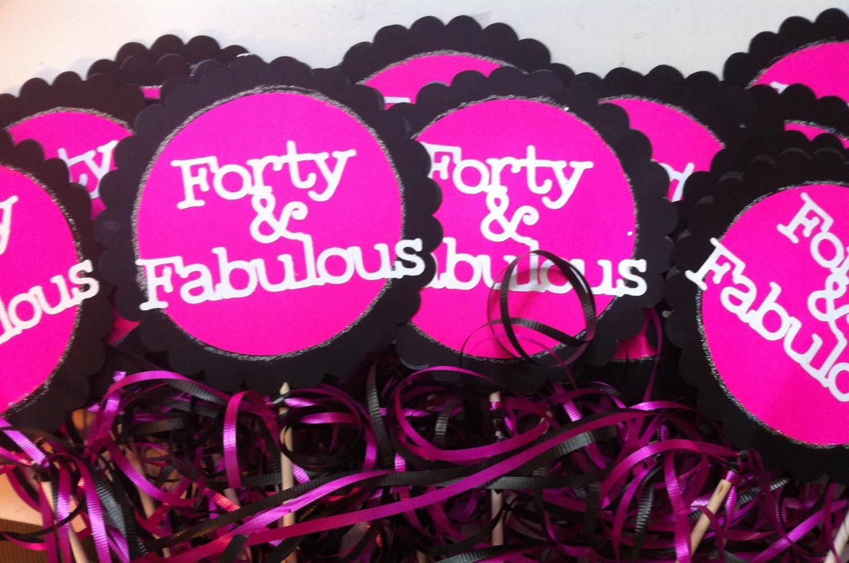 7 fabulous 40th birthday party ideas for women | birthday inspire