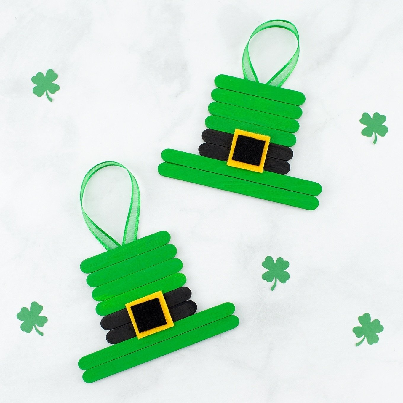 7 fun and easy st. patrick's day craft ideas | lucky & me
