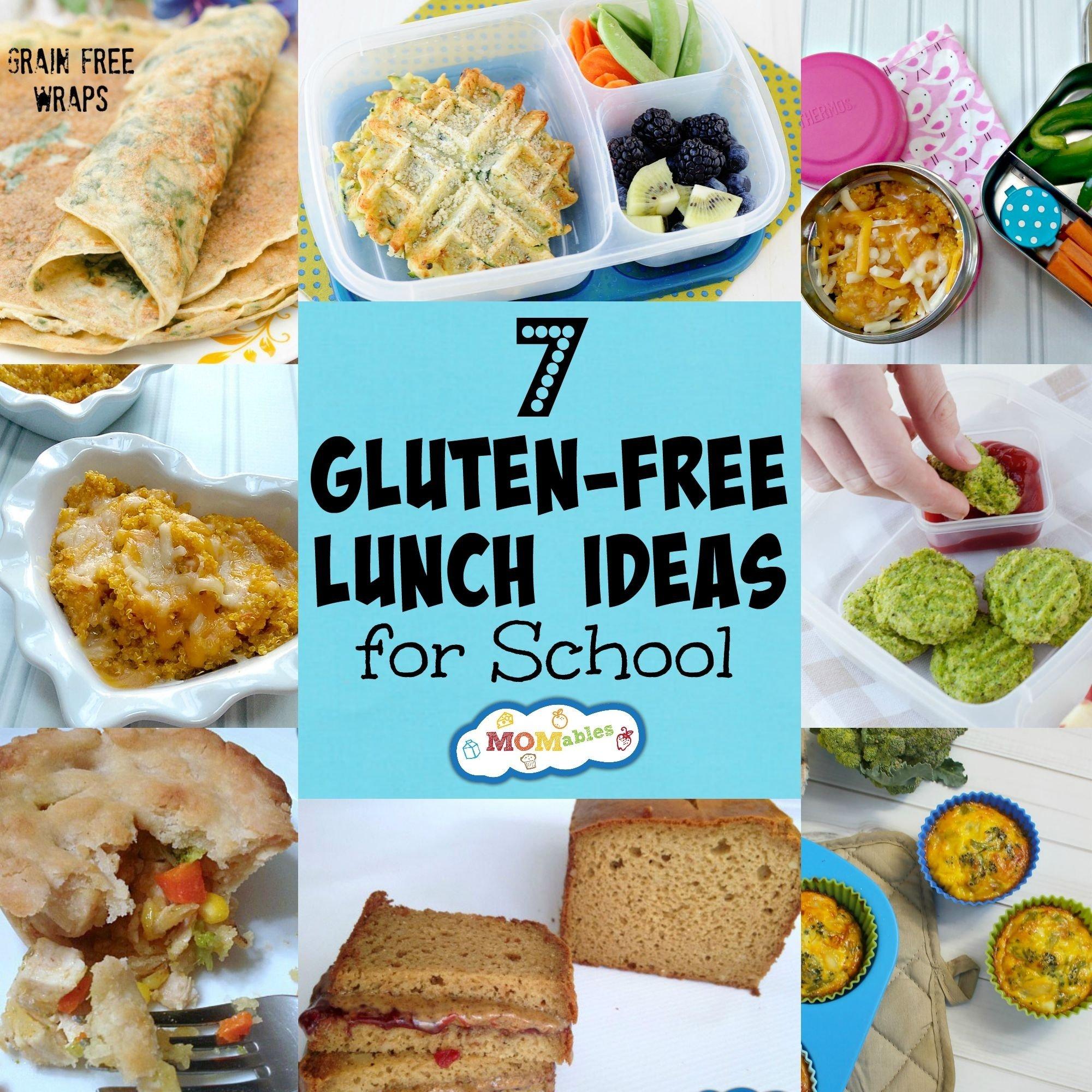 10 Spectacular Gluten Free Breakfast Ideas Quick 7 gluten free lunch ideas for school momables 11 2021