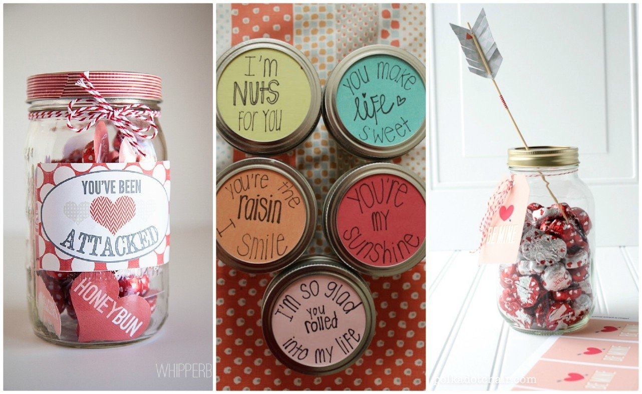 10 Ideal Diy Mason Jar Gift Ideas 7 heartful diy mason jar gift ideas for valentines day zenmodeon 2020