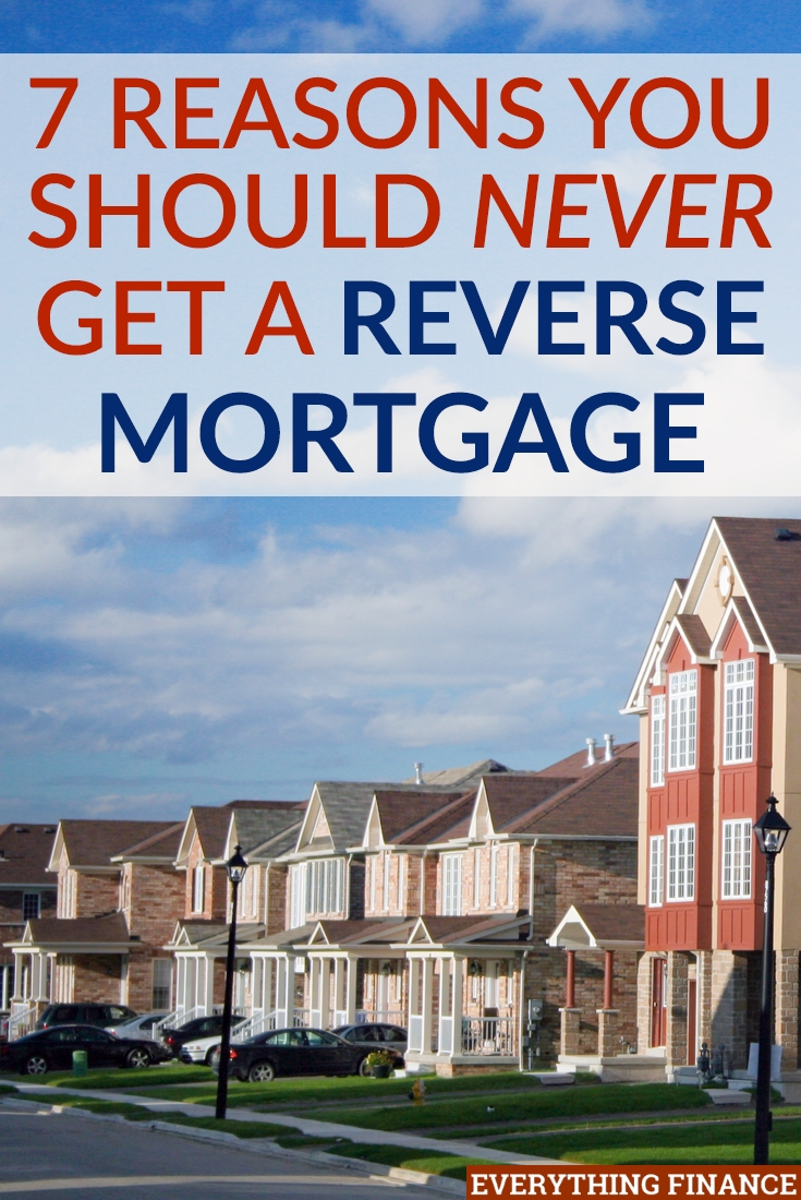 10 Gorgeous Is A Reverse Mortgage A Good Idea 7 reasons you should never get a reverse mortgage 1 2021
