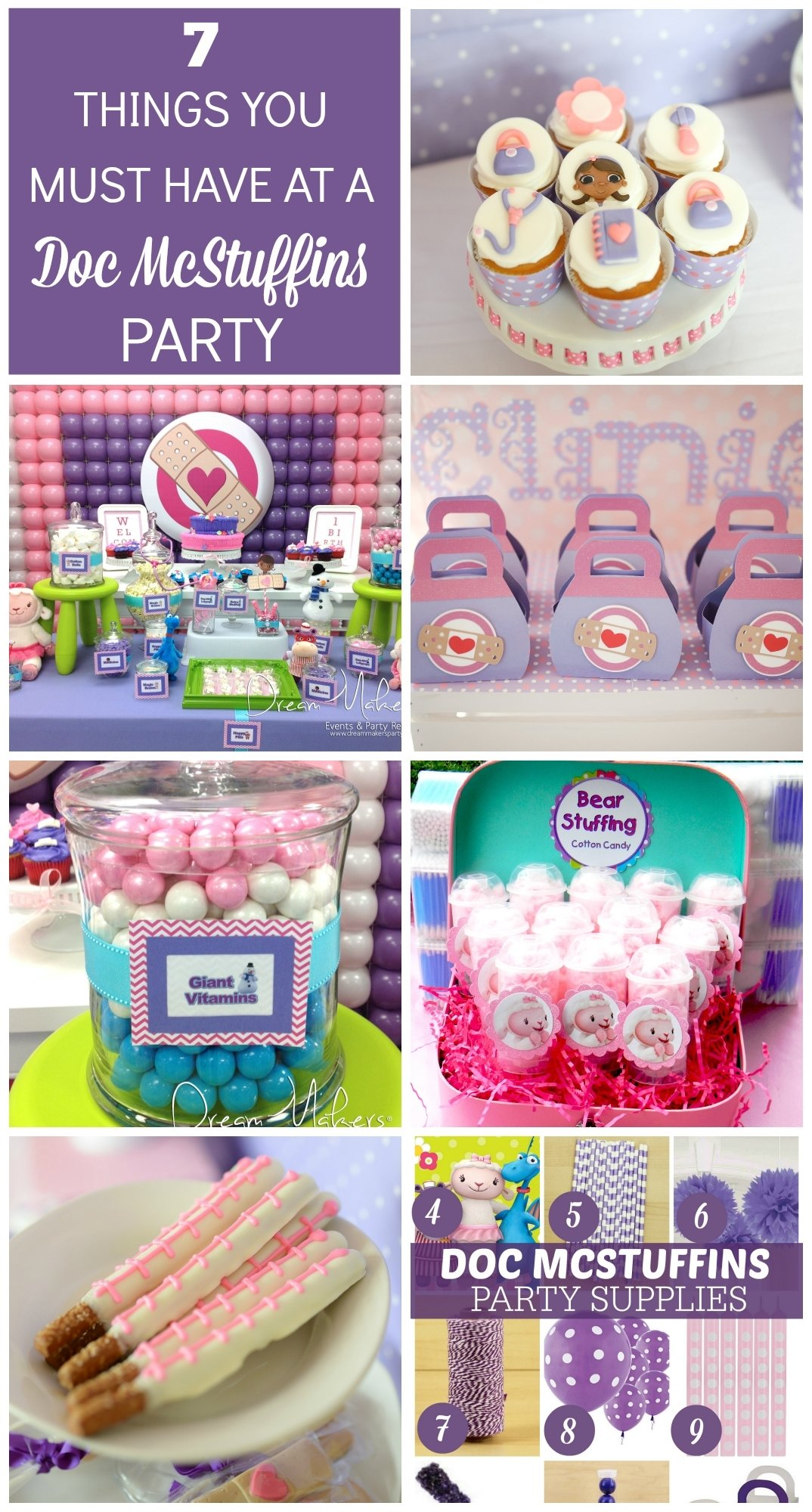 10 Lovely Doc Mcstuffins Birthday Party Ideas 7 things you must have at a doc mcstuffins birthday party catch my 1 2020