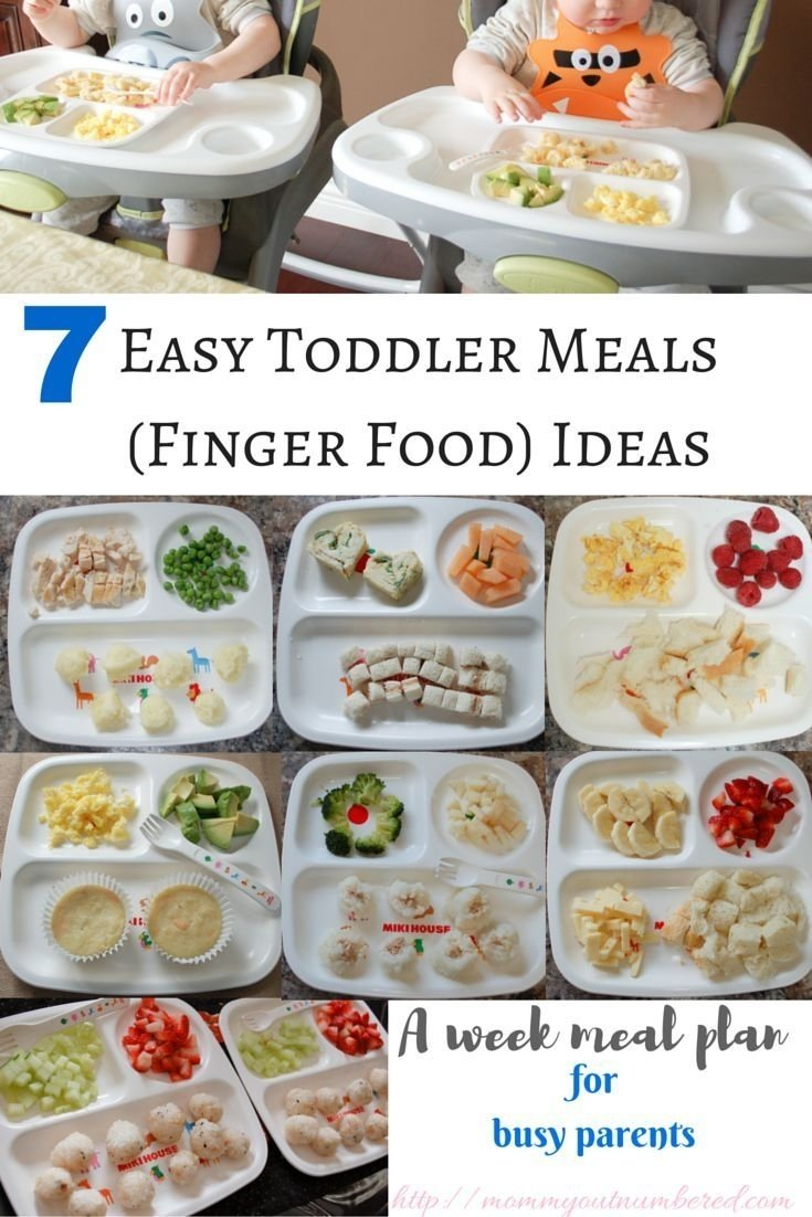10 Lovable Breakfast Ideas For One Year Old 7 toddler meal baby finger food ideas continue reading twins 1 2021