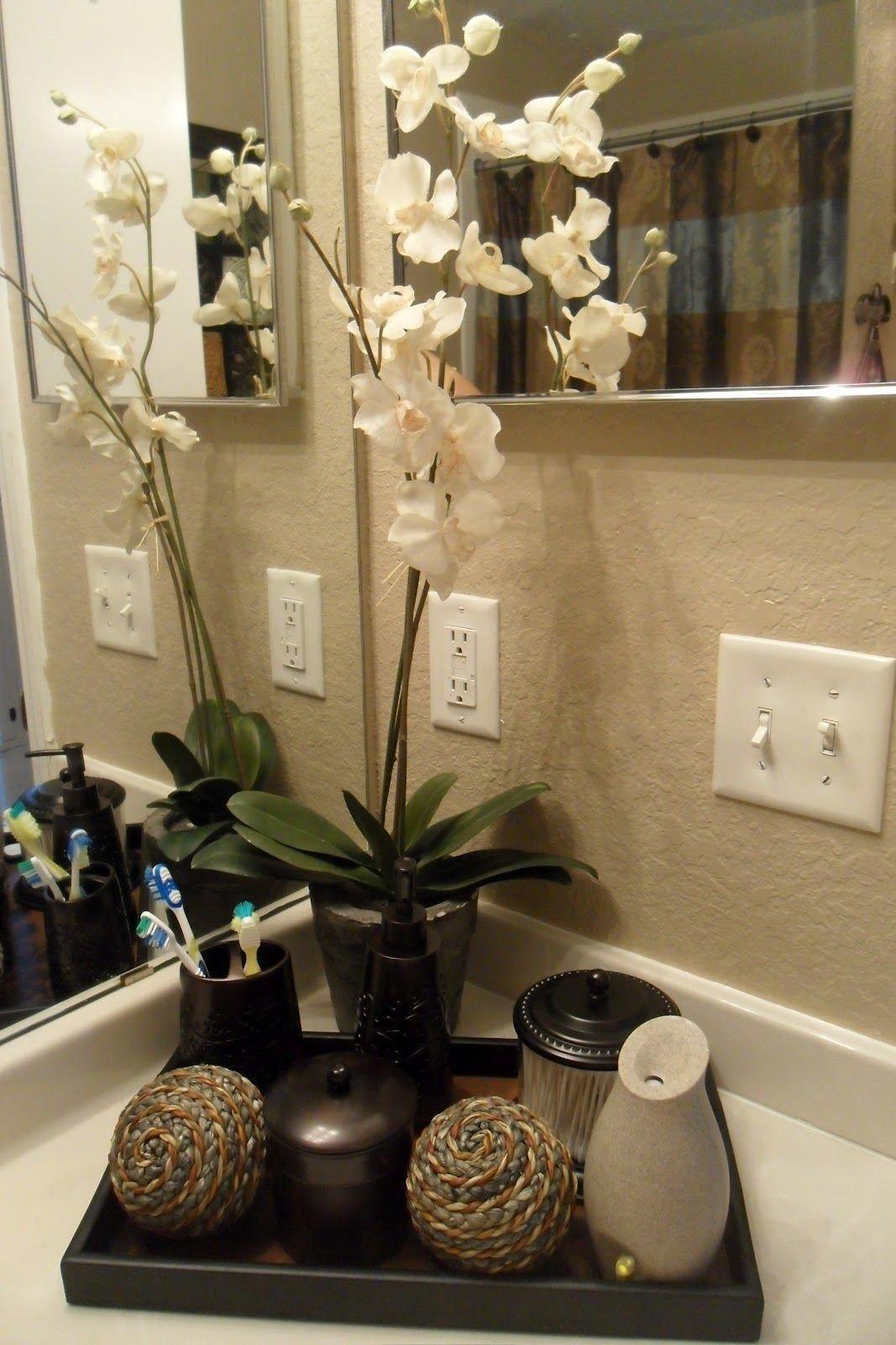 10 Stylish Ideas For Decorating A Bathroom 7 unique bathroom decor ideas guest bath sinks and middle 2020