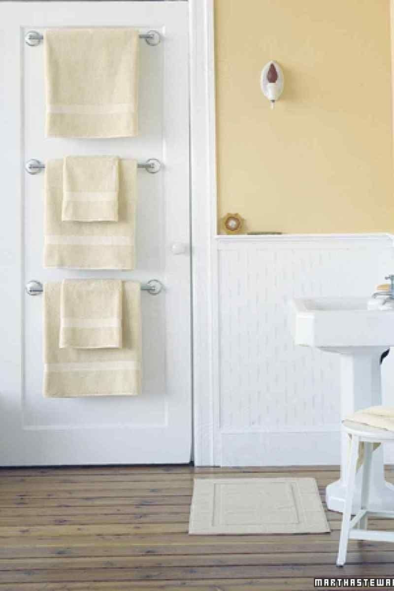 7 ways to add storage to a small bathroom (that's pretty too