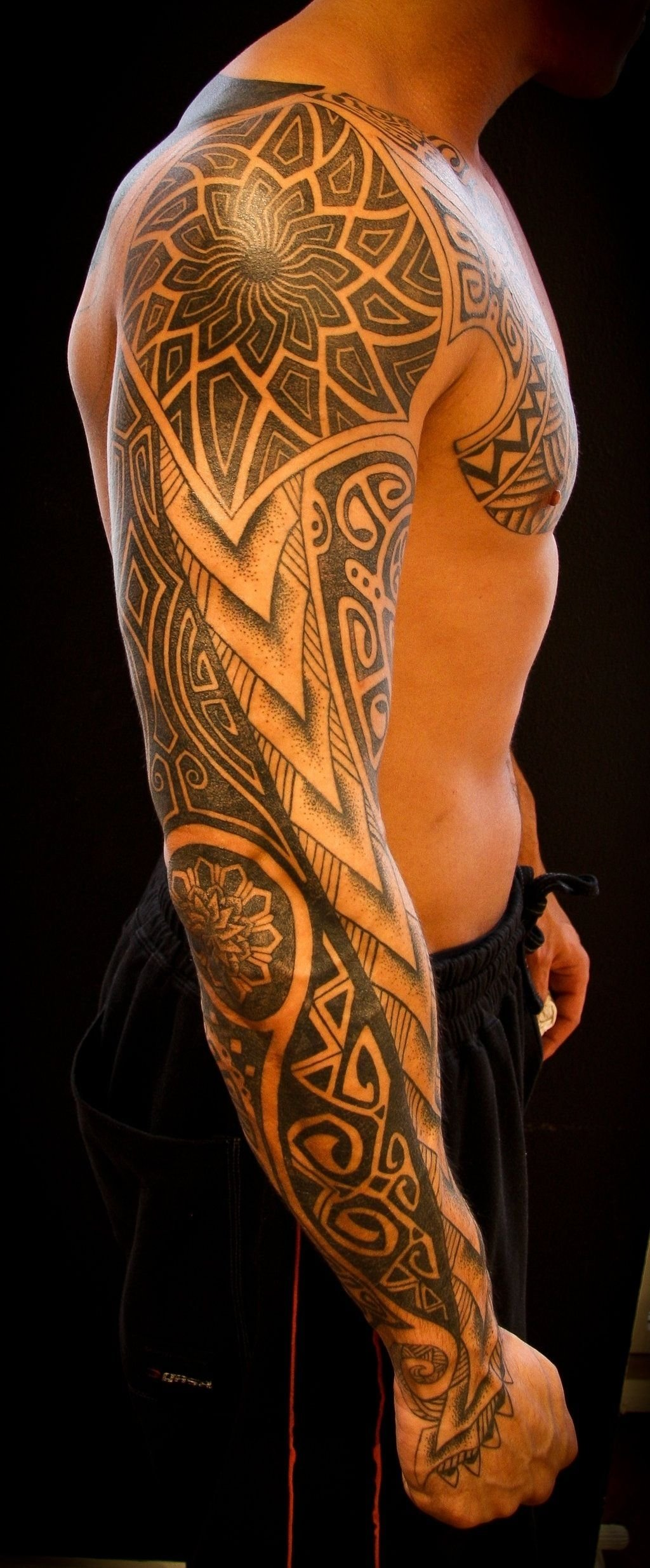 10 Best Awesome Tattoo Ideas For Guys 70 awesome tribal tattoo designs tattoo tatting and tatoo