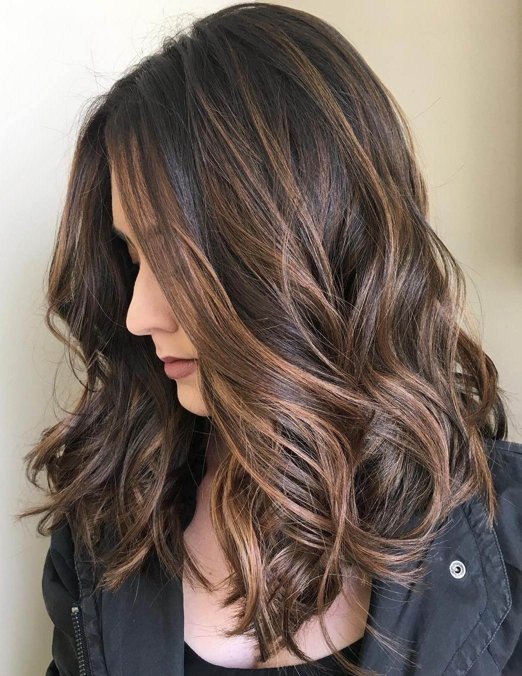 10 Stunning Hair Highlight Ideas For Brown Hair 70 flattering balayage hair color ideas for 2018 3