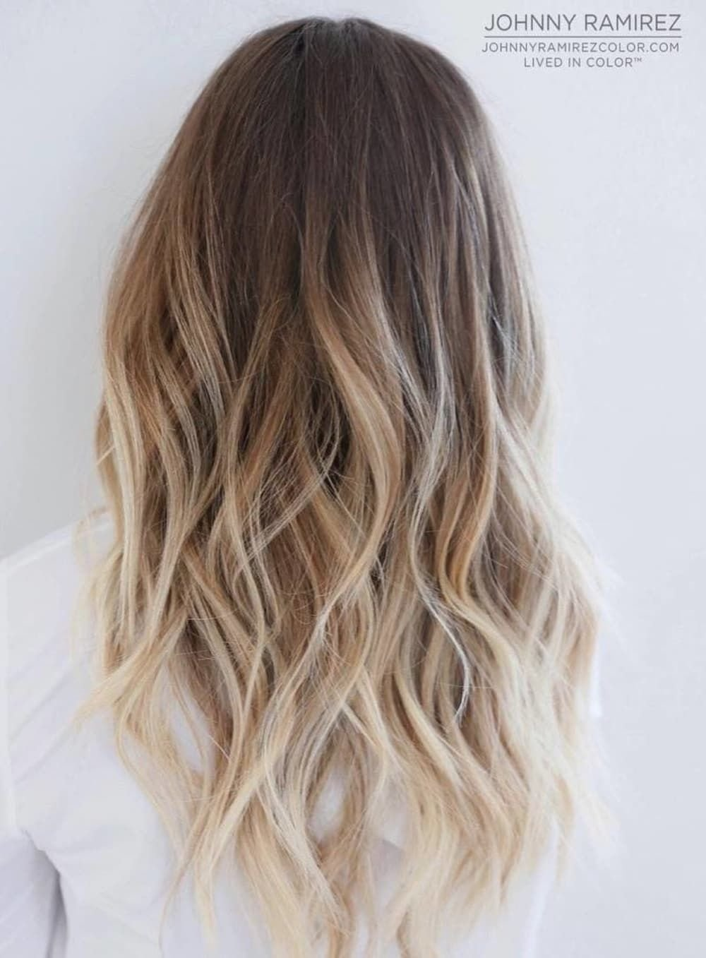 70 flattering balayage hair color ideas for 2018 | blonde ombre hair