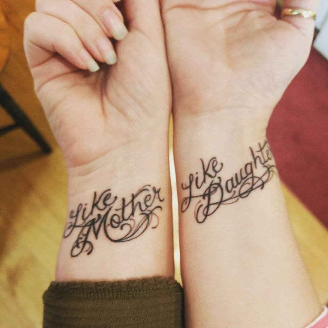 10 Ideal Mother And Daughter Tattoos Ideas 70 sweet matching mother daughter tattoo ideas meaning check 1
