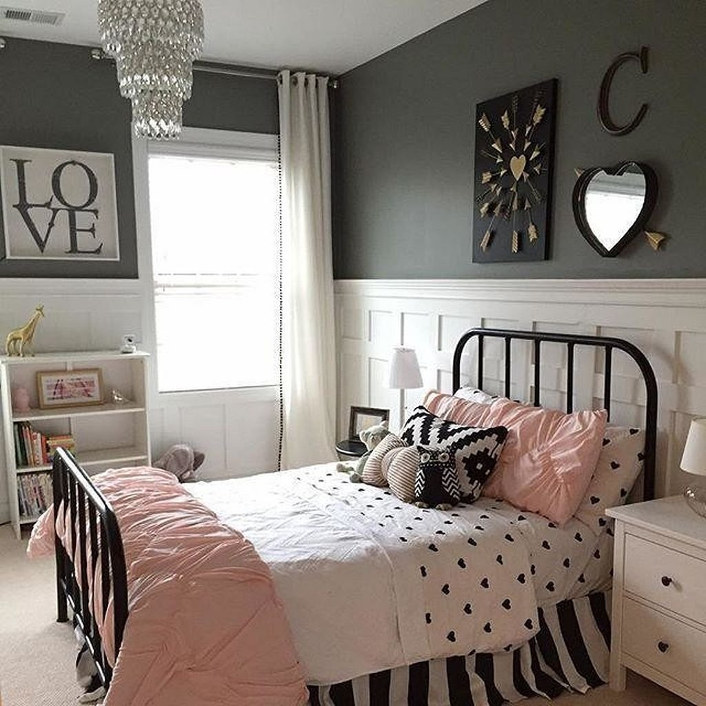 70+ teen girl bedroom design ideas | teen, bedrooms and girls