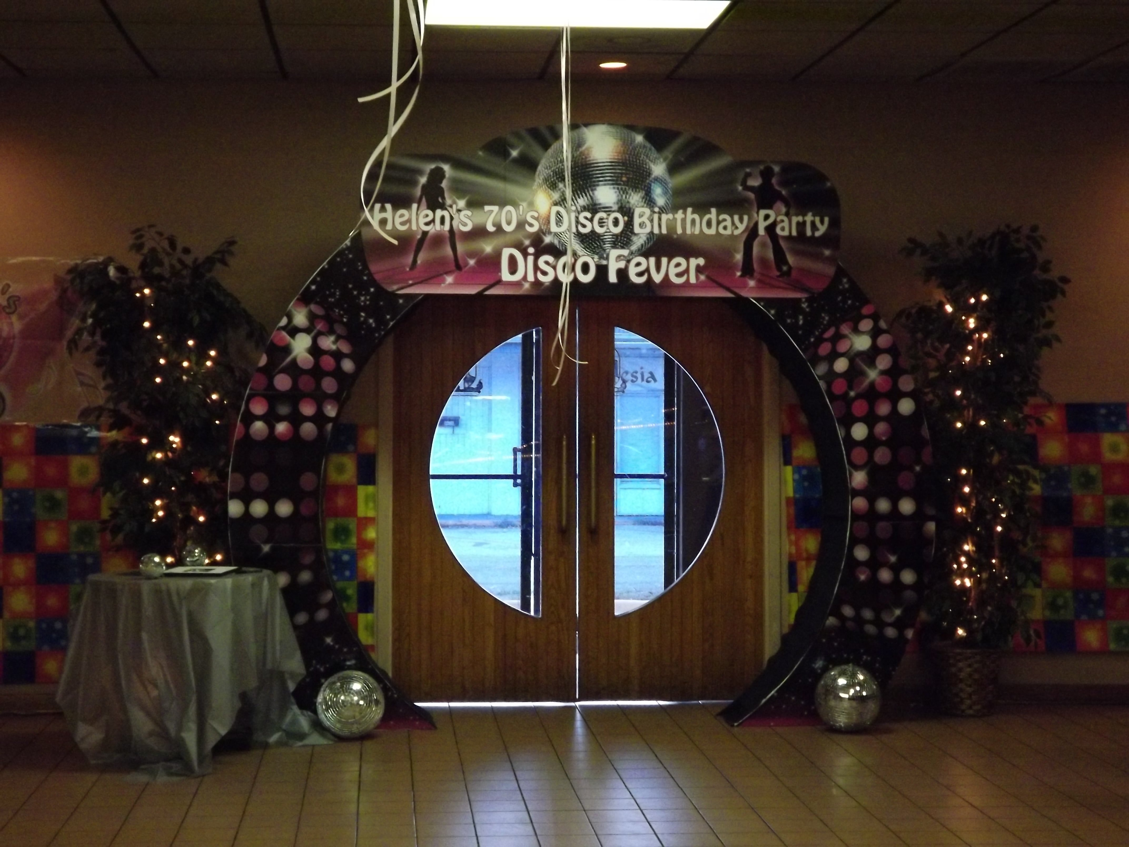 10 Perfect Disco Party Ideas For Adults 70s disco birthday party decorations tangible momentstt event