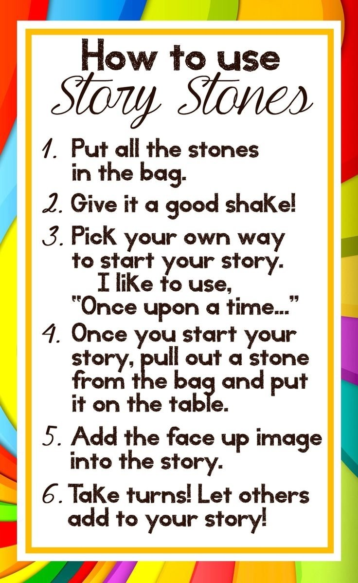 10 Beautiful Good Story Ideas For Kids 72 best story stones images on pinterest painted rocks rock 2021