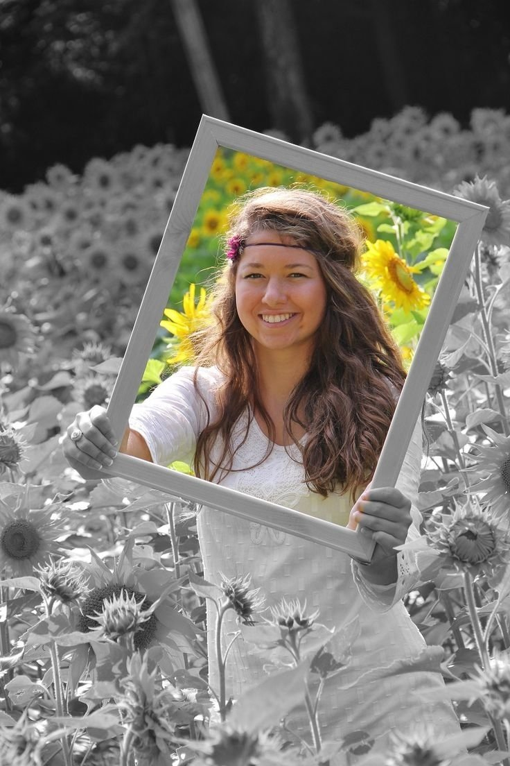10 Most Popular Cool Ideas For Senior Pictures 73 best sunflower field pics images on pinterest senior picture 2021