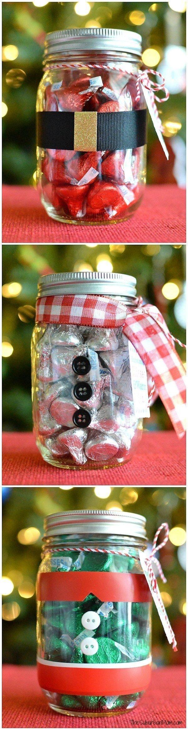 10 Cute Mason Jar Christmas Gift Ideas 742 best mason jar ideas images on pinterest diy presents gift