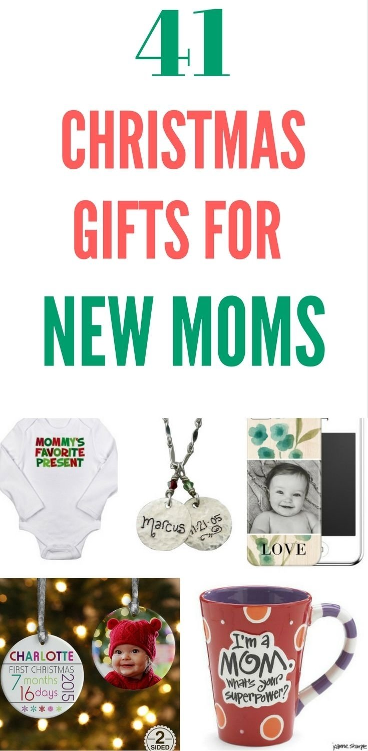 10 Beautiful Christmas Gift Ideas For Mom 75 best christmas gift ideas for new moms images on pinterest