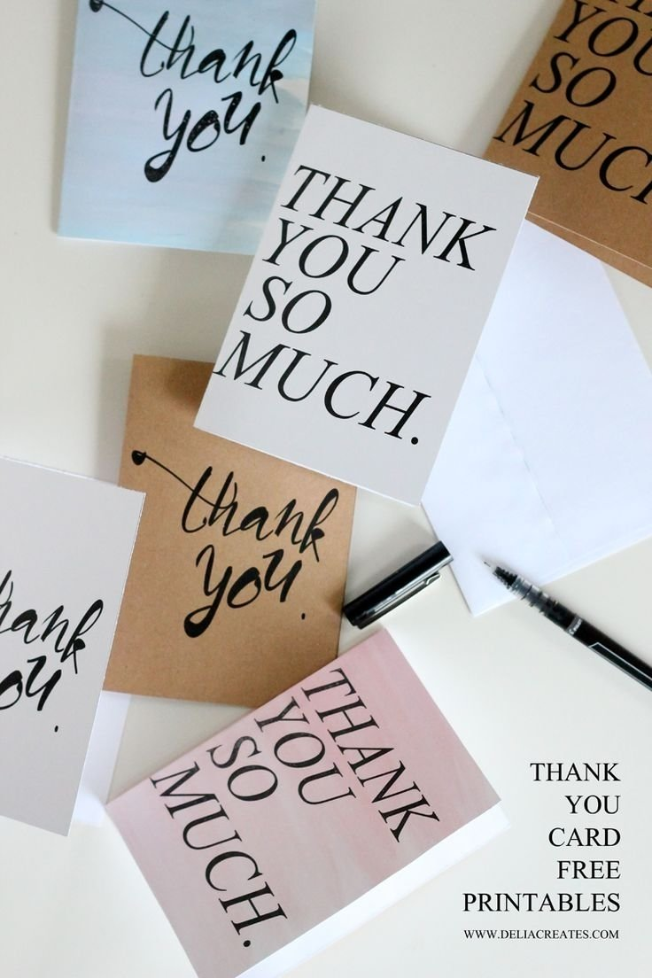 10 Fashionable Ideas For Thank You Notes 75 best thanks images on pinterest cards thank you card design 2020