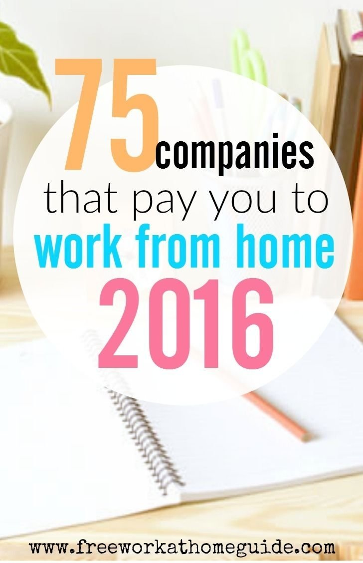 10 Pretty Work From Home Job Ideas 7505 best easy money making ideas images on pinterest extra money 1 2021